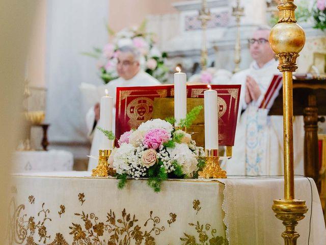 Il matrimonio di Marco e Rita a Usini, Sassari 10