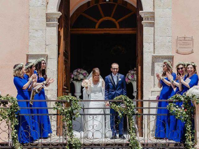Il matrimonio di Marco e Rita a Usini, Sassari 12
