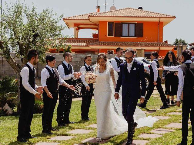 Il matrimonio di Marco e Rita a Usini, Sassari 13