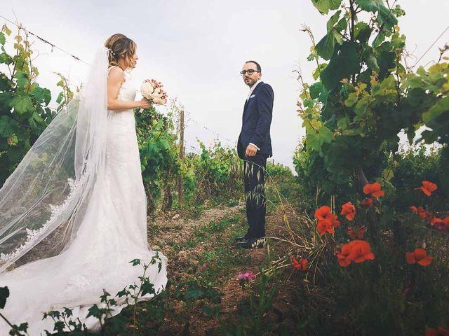 Il matrimonio di Marco e Rita a Usini, Sassari 17