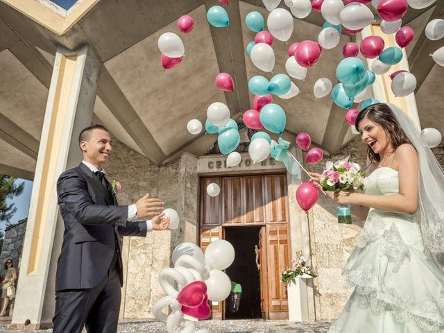 Il matrimonio di Andrea e Raffaella a San Benedetto del Tronto, Ascoli Piceno 17