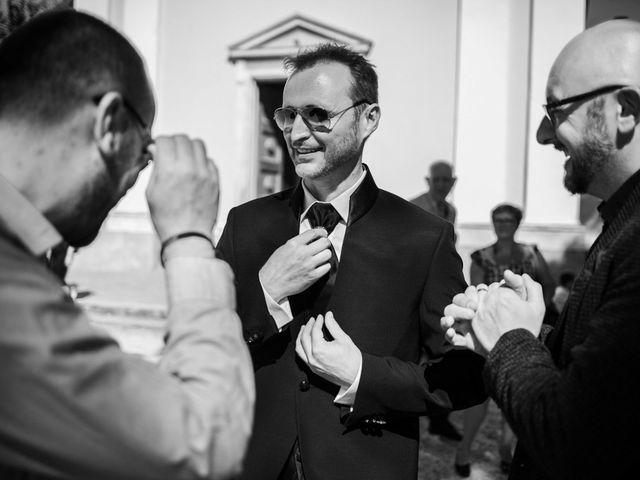 Il matrimonio di Tommaso e Silvia a Cascina, Pisa 17