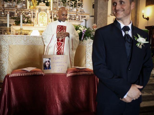 Il matrimonio di Tommaso e Silvia a Cascina, Pisa 18