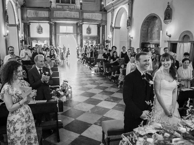 Il matrimonio di Tommaso e Silvia a Cascina, Pisa 24