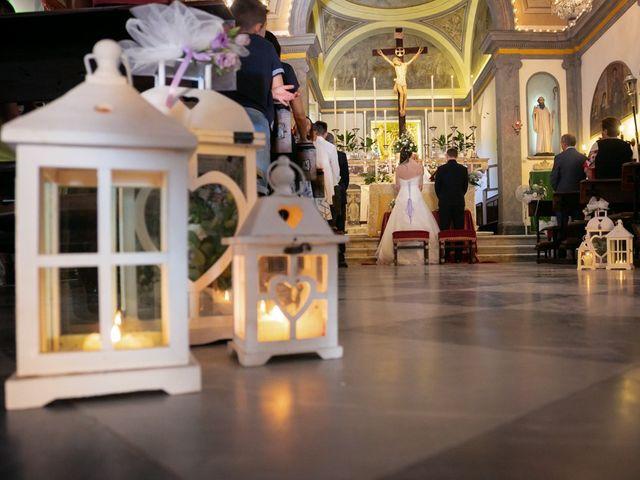 Il matrimonio di Tommaso e Silvia a Cascina, Pisa 26