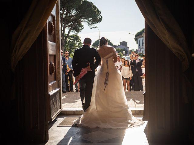 Il matrimonio di Tommaso e Silvia a Cascina, Pisa 27