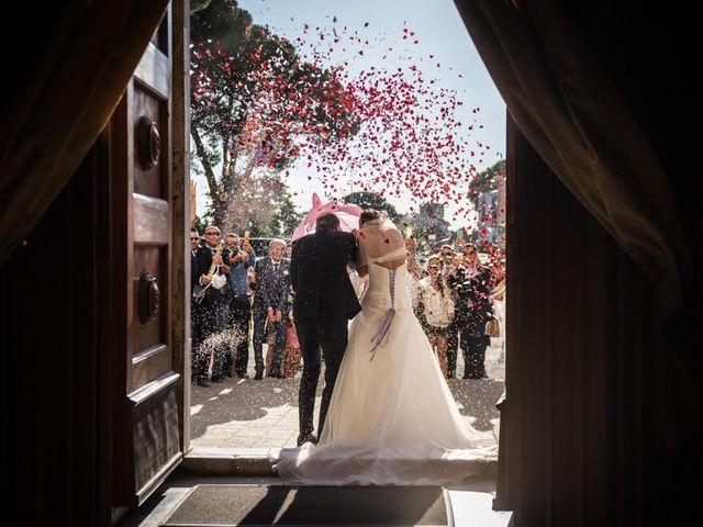 Il matrimonio di Tommaso e Silvia a Cascina, Pisa 28