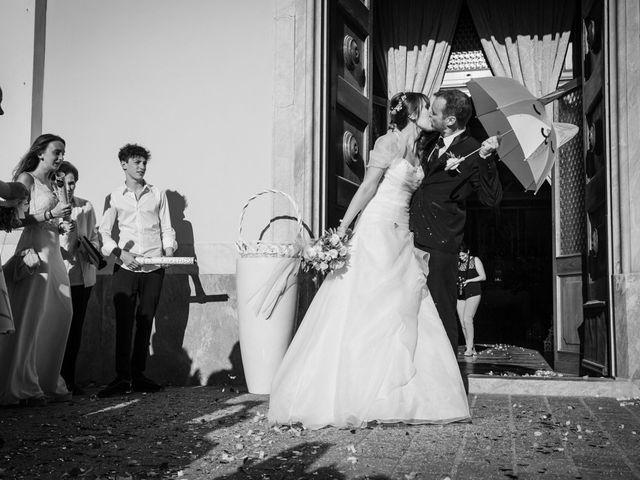 Il matrimonio di Tommaso e Silvia a Cascina, Pisa 30