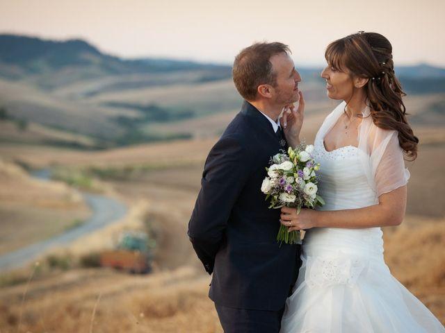 Il matrimonio di Tommaso e Silvia a Cascina, Pisa 1
