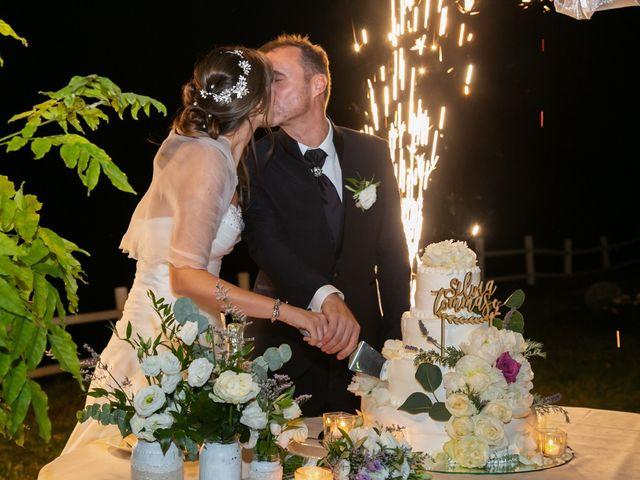 Il matrimonio di Tommaso e Silvia a Cascina, Pisa 43