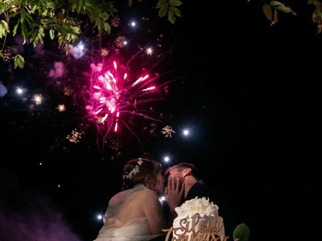 Il matrimonio di Tommaso e Silvia a Cascina, Pisa 45