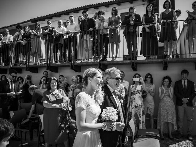 Il matrimonio di Giovanni e Matilde a Trezzo Tinella, Cuneo 27