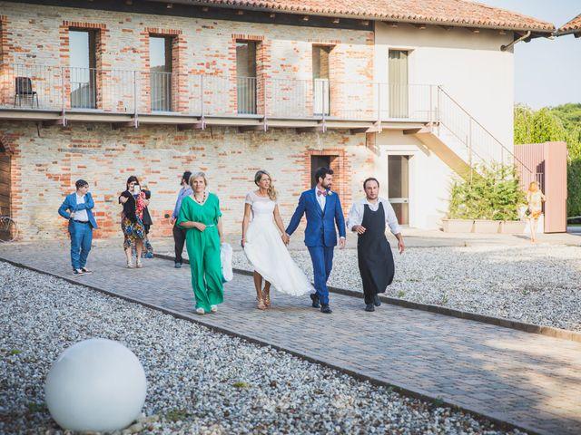 Il matrimonio di Giovanni e Matilde a Trezzo Tinella, Cuneo 46