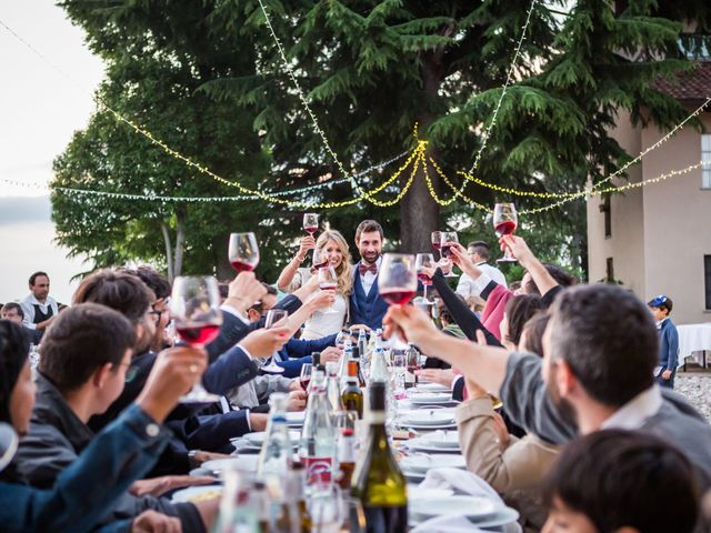 Il matrimonio di Giovanni e Matilde a Trezzo Tinella, Cuneo 50