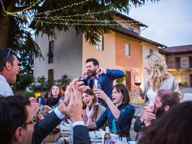 Il matrimonio di Giovanni e Matilde a Trezzo Tinella, Cuneo 51