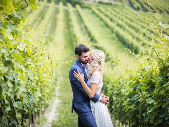 Il matrimonio di Giovanni e Matilde a Trezzo Tinella, Cuneo 38