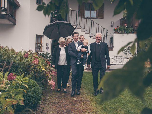 Il matrimonio di Wolfgang e Federica a Zambana, Trento 4