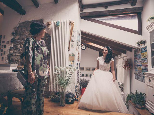 Il matrimonio di Wolfgang e Federica a Zambana, Trento 16
