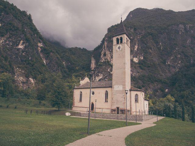 Il matrimonio di Wolfgang e Federica a Zambana, Trento 18