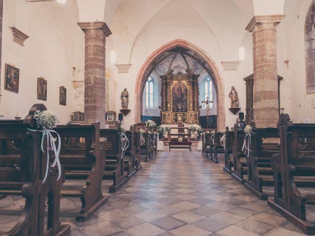 Il matrimonio di Wolfgang e Federica a Zambana, Trento 19