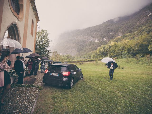 Il matrimonio di Wolfgang e Federica a Zambana, Trento 21
