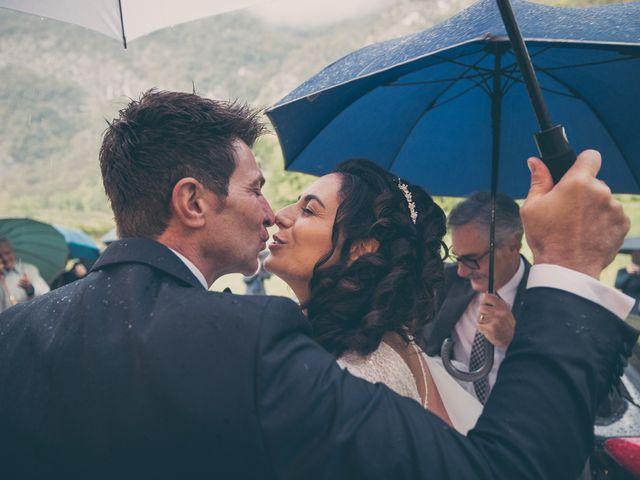 Il matrimonio di Wolfgang e Federica a Zambana, Trento 23