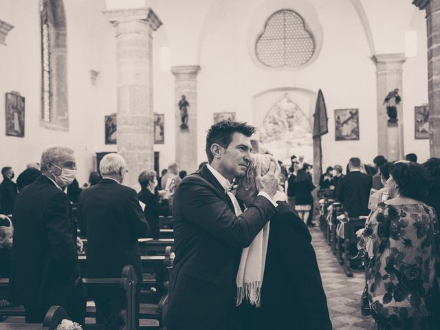 Il matrimonio di Wolfgang e Federica a Zambana, Trento 24
