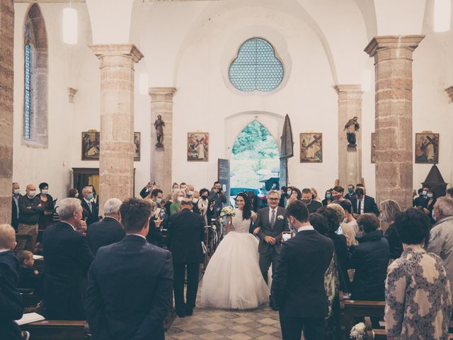 Il matrimonio di Wolfgang e Federica a Zambana, Trento 25