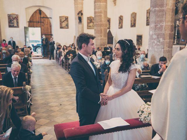 Il matrimonio di Wolfgang e Federica a Zambana, Trento 30