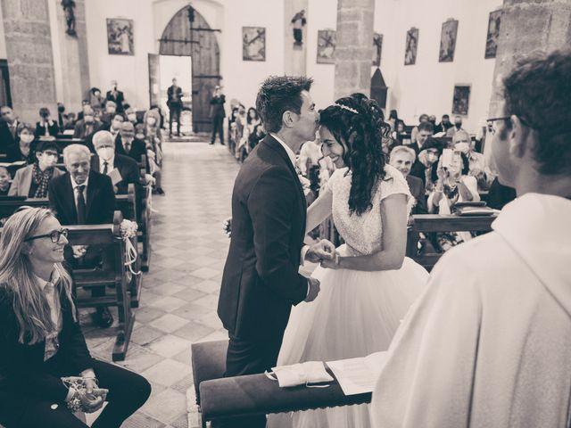 Il matrimonio di Wolfgang e Federica a Zambana, Trento 32