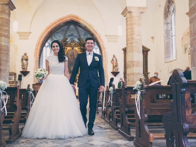 Il matrimonio di Wolfgang e Federica a Zambana, Trento 34