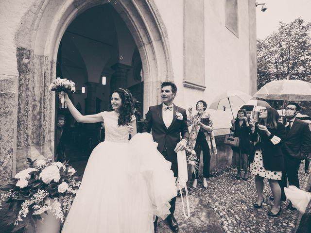 Il matrimonio di Wolfgang e Federica a Zambana, Trento 35