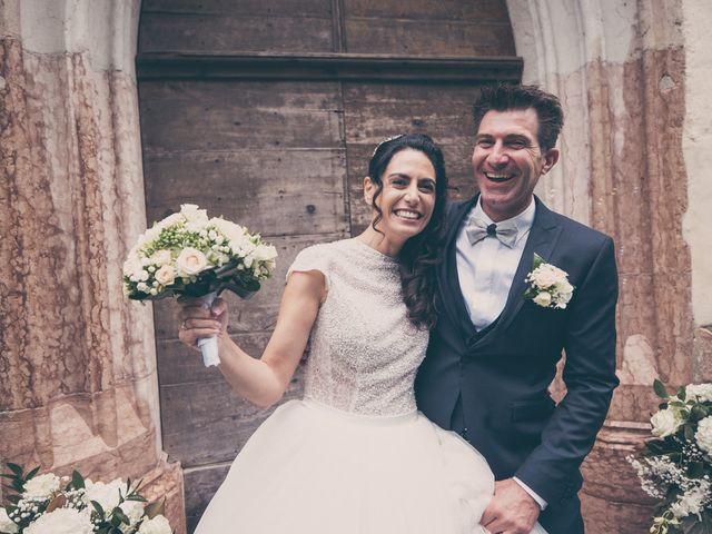 Il matrimonio di Wolfgang e Federica a Zambana, Trento 36