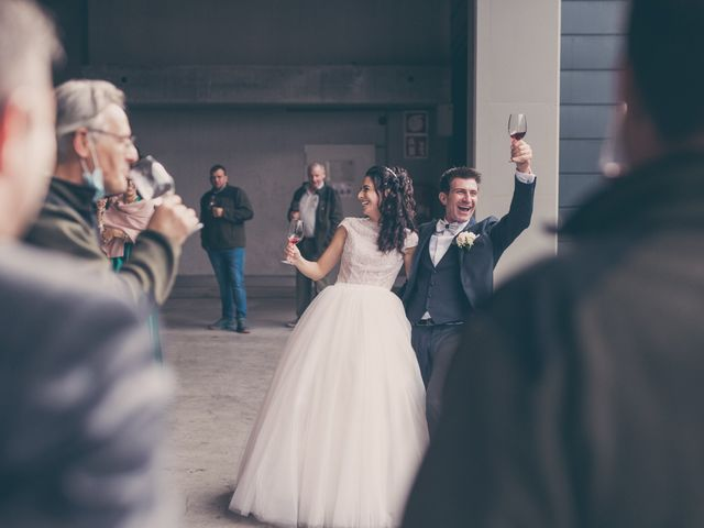 Il matrimonio di Wolfgang e Federica a Zambana, Trento 39