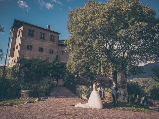 Il matrimonio di Wolfgang e Federica a Zambana, Trento 40