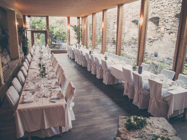 Il matrimonio di Wolfgang e Federica a Zambana, Trento 43
