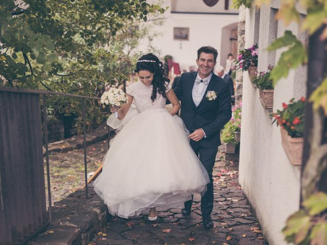 Il matrimonio di Wolfgang e Federica a Zambana, Trento 44