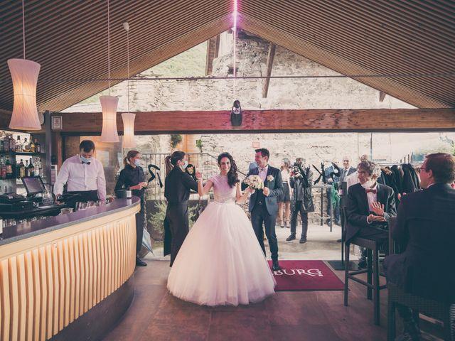 Il matrimonio di Wolfgang e Federica a Zambana, Trento 45