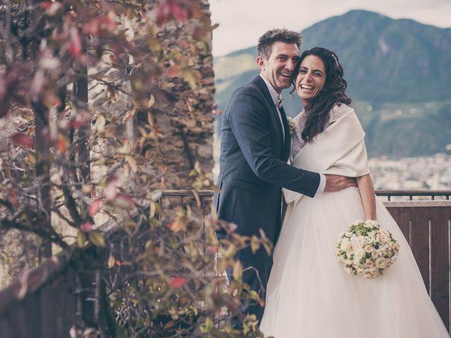 Il matrimonio di Wolfgang e Federica a Zambana, Trento 50