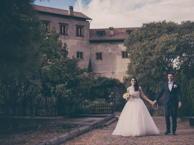 Il matrimonio di Wolfgang e Federica a Zambana, Trento 55