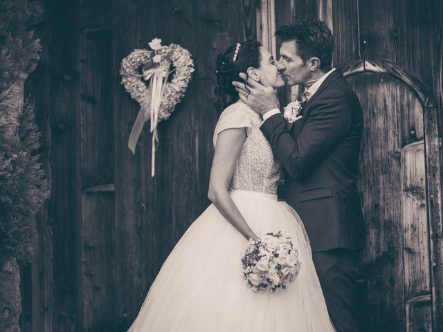 Il matrimonio di Wolfgang e Federica a Zambana, Trento 1