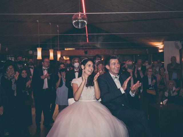 Il matrimonio di Wolfgang e Federica a Zambana, Trento 61