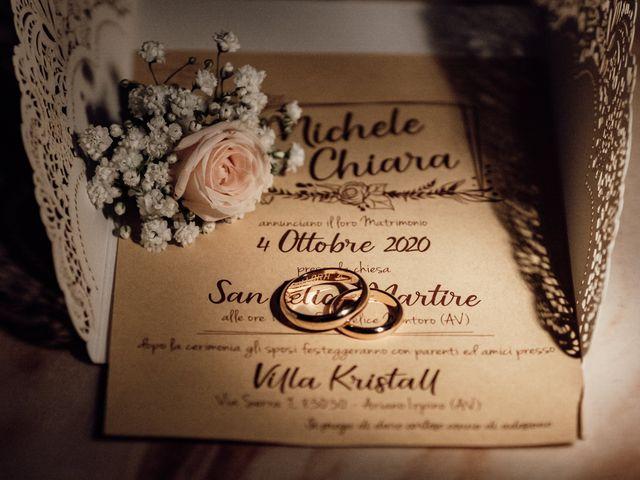 Il matrimonio di Chiara e Michele a Ariano Irpino, Avellino 1