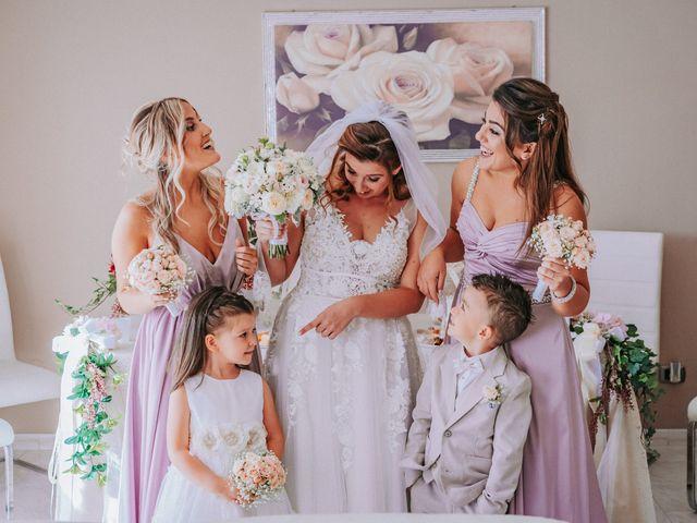 Il matrimonio di Chiara e Michele a Ariano Irpino, Avellino 27