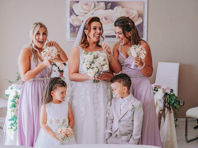 Il matrimonio di Chiara e Michele a Ariano Irpino, Avellino 28
