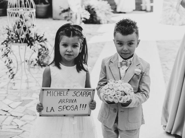 Il matrimonio di Chiara e Michele a Ariano Irpino, Avellino 34