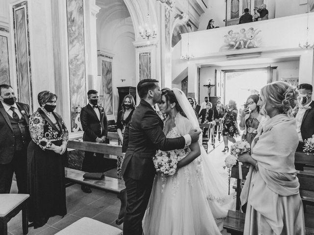 Il matrimonio di Chiara e Michele a Ariano Irpino, Avellino 36