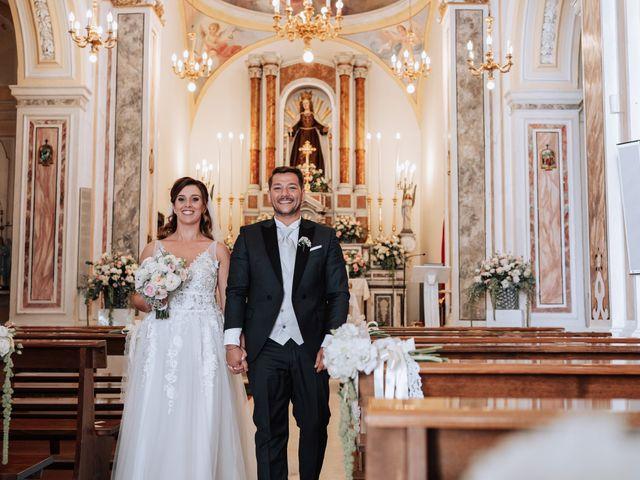 Il matrimonio di Chiara e Michele a Ariano Irpino, Avellino 41