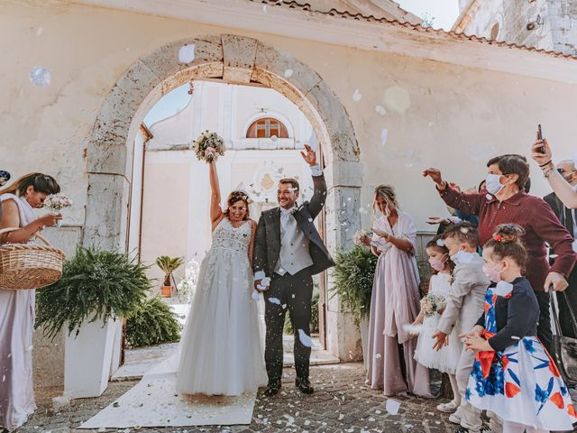 Il matrimonio di Chiara e Michele a Ariano Irpino, Avellino 43