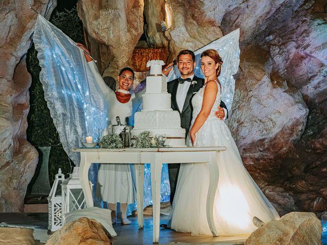 Il matrimonio di Chiara e Michele a Ariano Irpino, Avellino 90